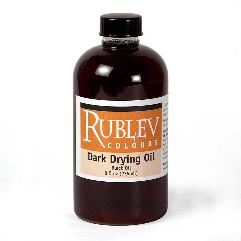Dark Drying Oil (Black Oil) 8 fl oz