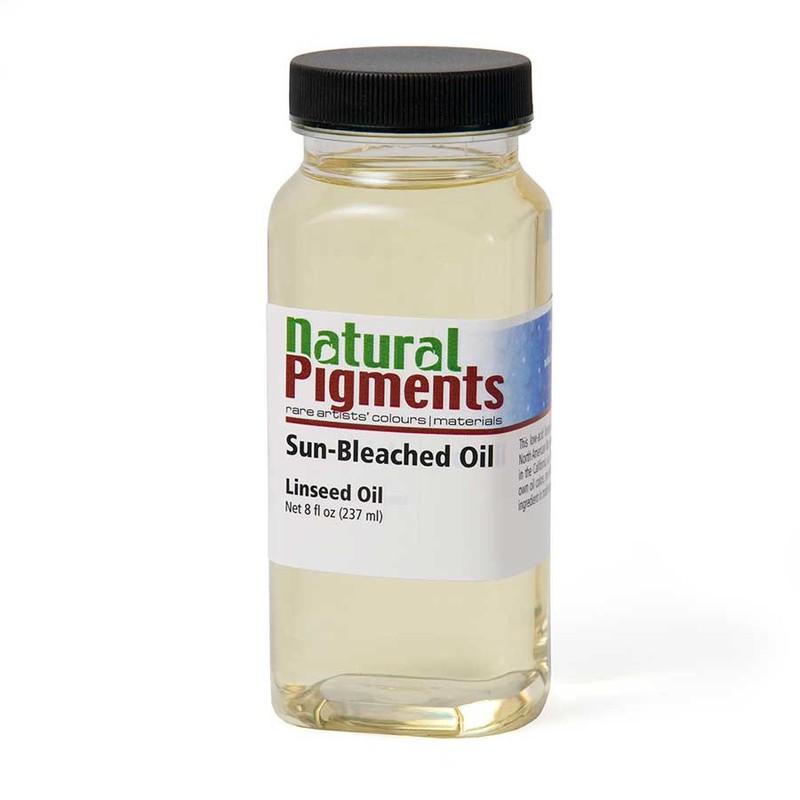 Sun-Bleached Linseed Oil 8 fl oz