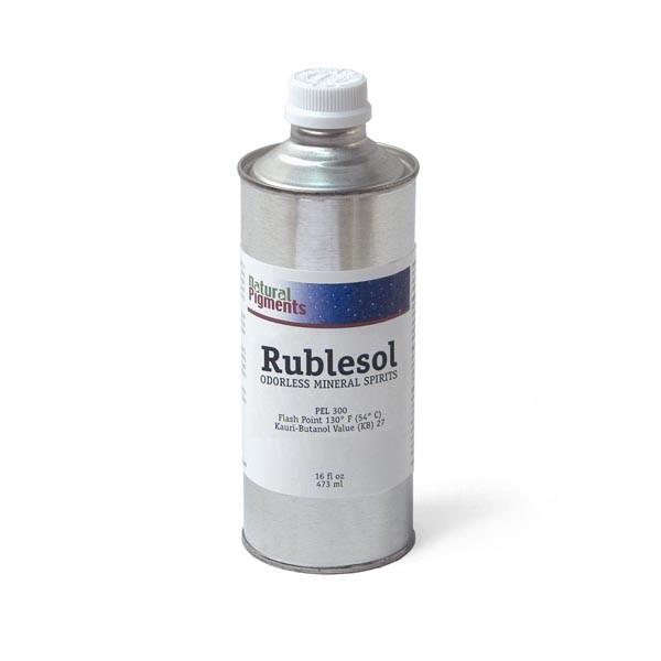 Rublesol Odorless Mineral Spirits 16 fl oz