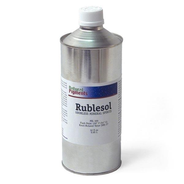 Rublesol Odorless Mineral Spirits 32 fl oz