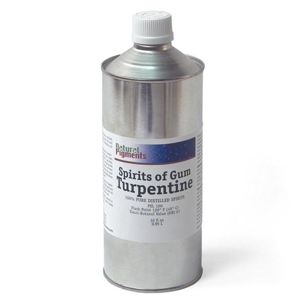 Gum Turpentine 32 fl oz