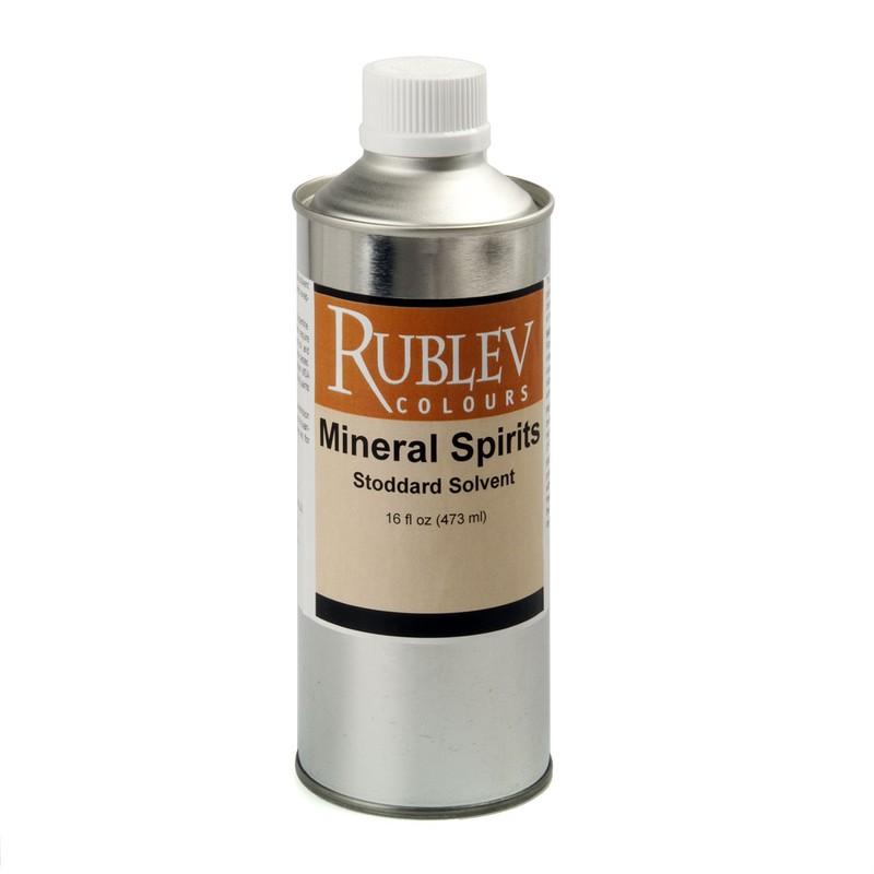 Mineral Spirits (Stoddard Solvent) 16 fl oz
