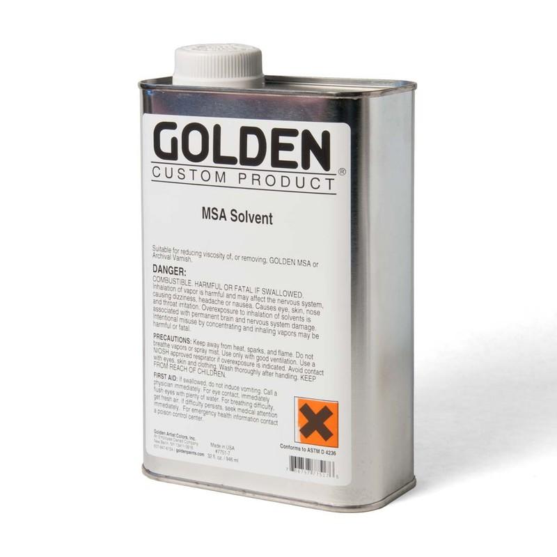 Golden Mineral Spirits (Stoddard Solvent)