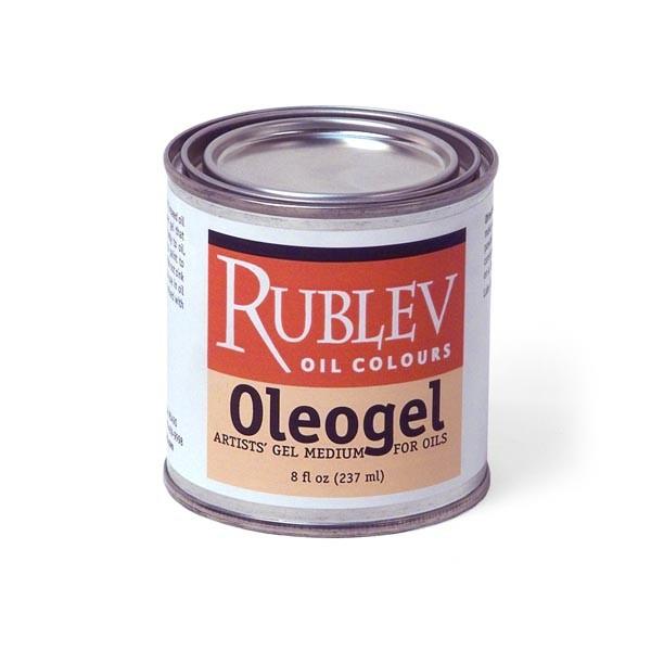 Oleogel 8 fl oz