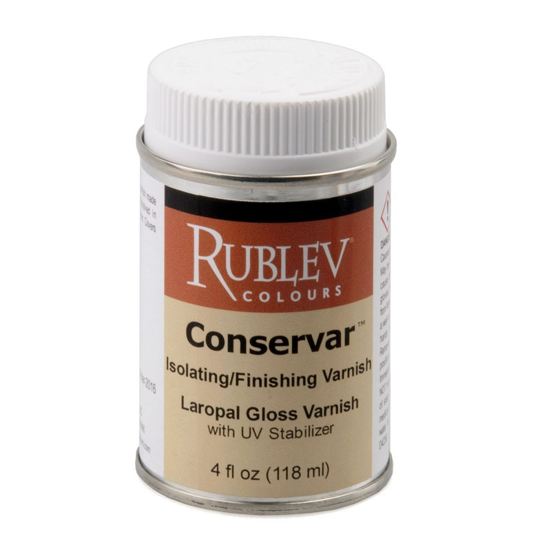 Conservar Isolating/Finishing Varnish (Gloss) 4 fl oz