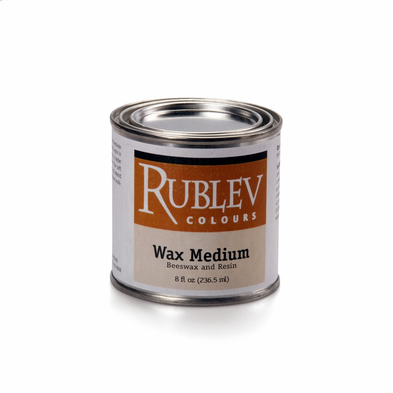 Rublev Colours Wax Medium (8 oz)