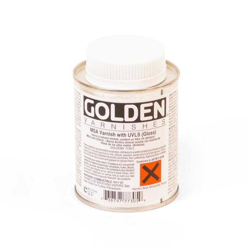 Golden MSA Varnish (Gloss) 8 fl oz
