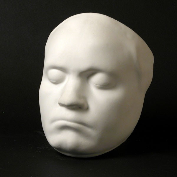 Drawing Plaster Cast Face