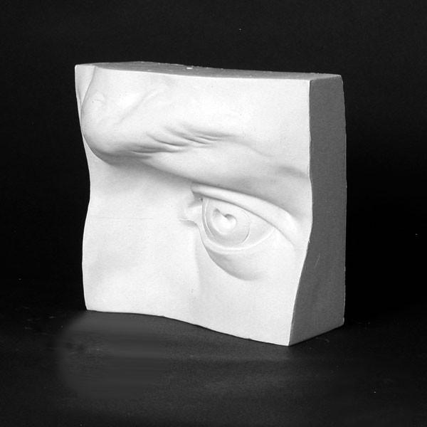 Drawing Plaster Cast Eye