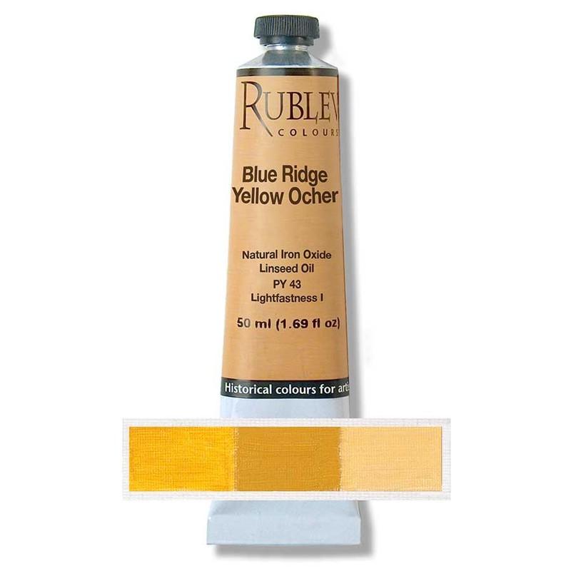 Blue Ridge Yellow Ocher 50 ml