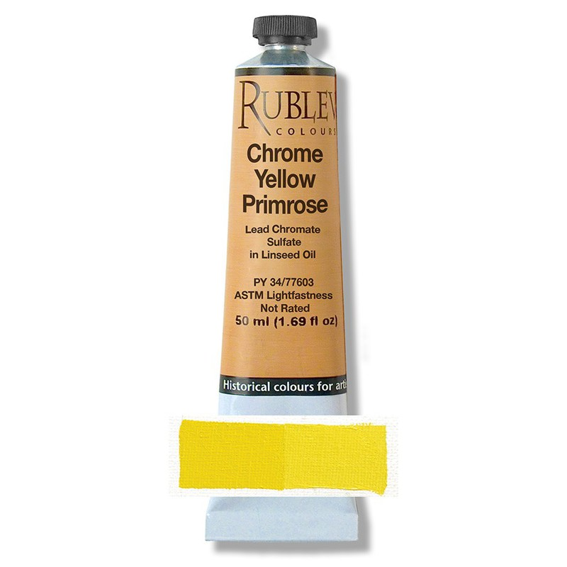 Chrome Yellow Medium 50 ml