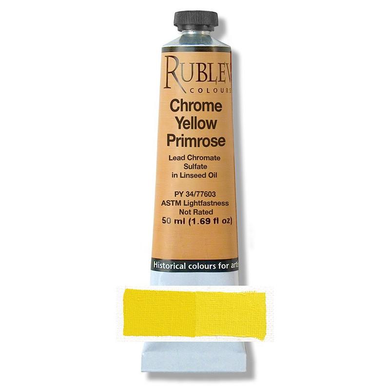 Chrome Yellow Light 130 ml