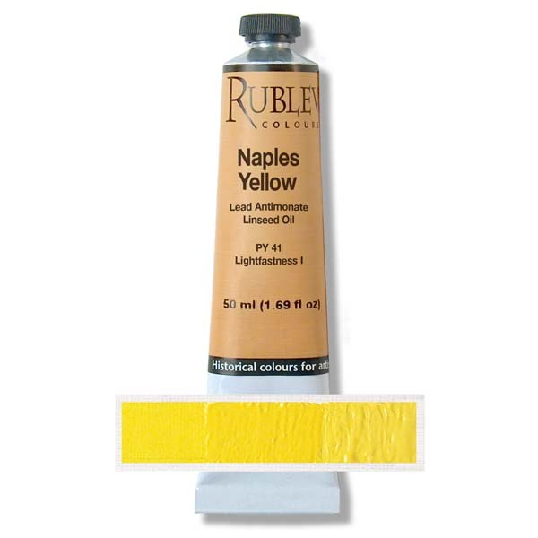 Naples Yellow (Lead Antimonate) 20 ml