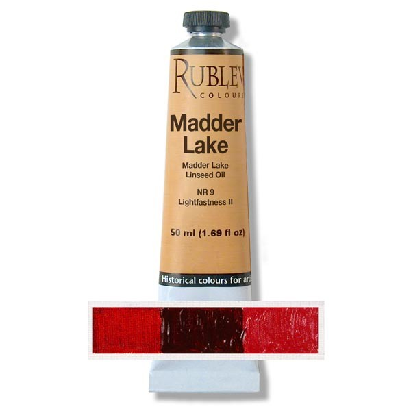 Madder Lake 50 ml