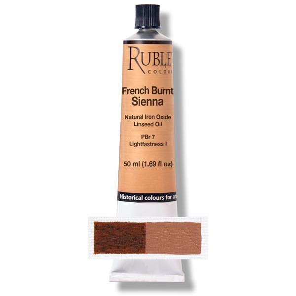 French Burnt Sienna 130 ml