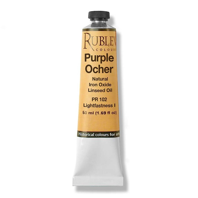 Purple Ocher (50 ml)