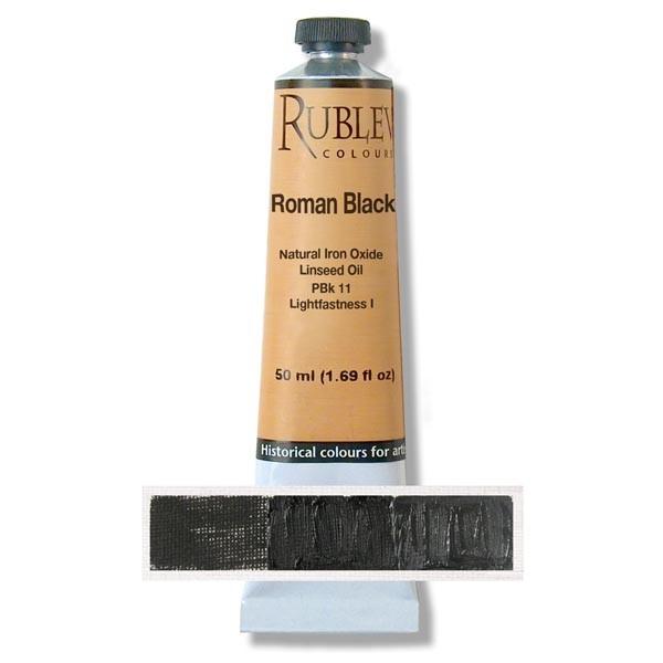 Roman Black 50 ml