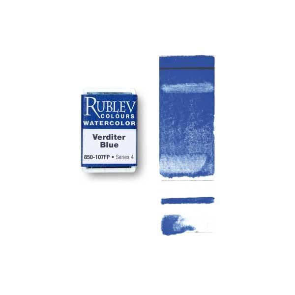 Verditer Blue (Full Pan)