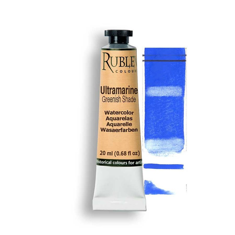 Ultramarine Blue (Greenish Shade) 15ml