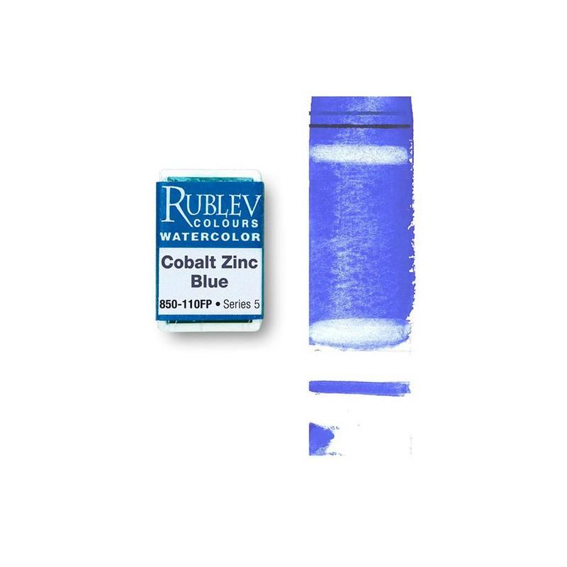 Cobalt Zinc Blue (Full Pan)