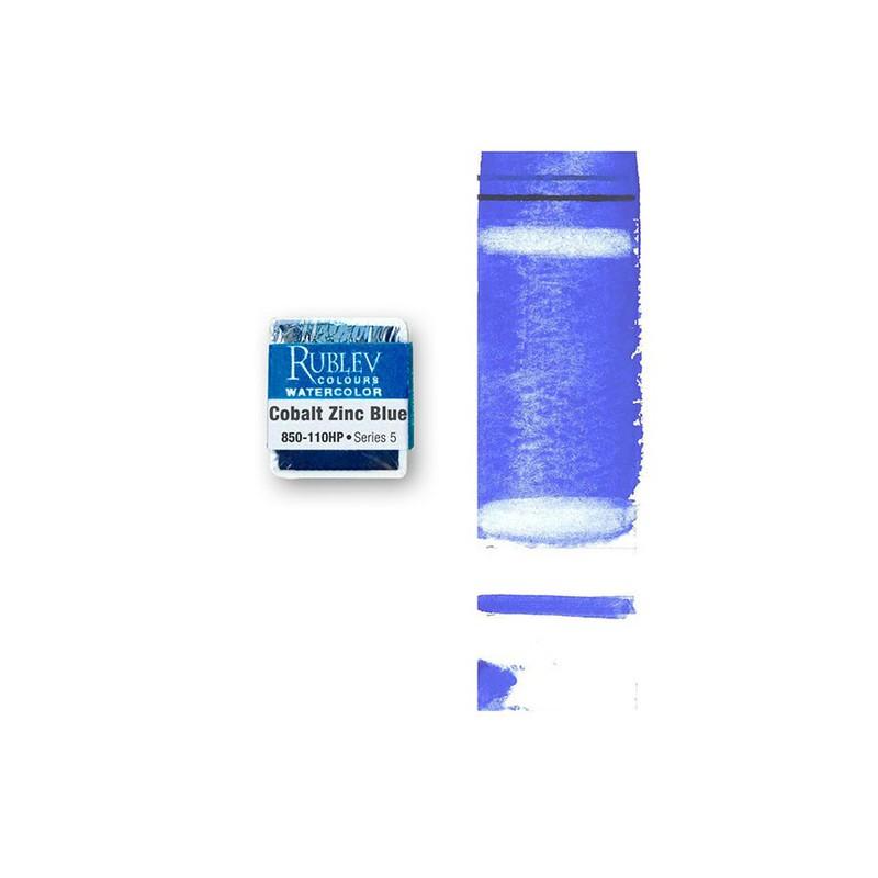 Cobalt Zinc Blue (Half Pan)