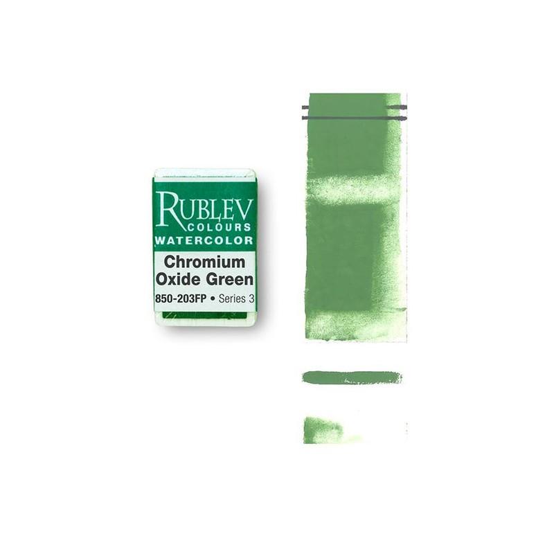 Chromium Oxide Green (Full Pan)