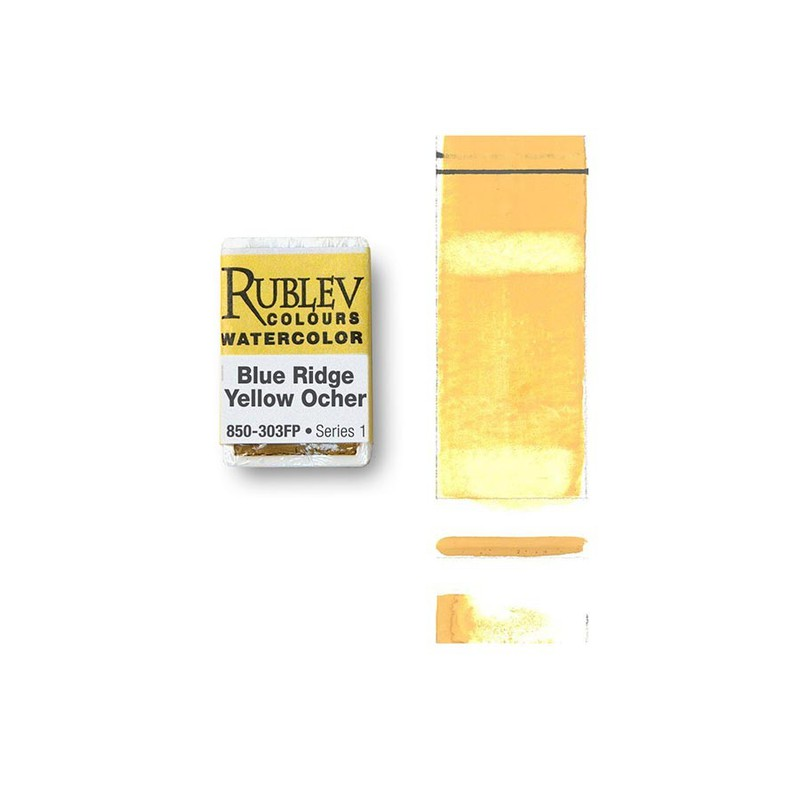 Blue Ridge Yellow Ocher (Full Pan)