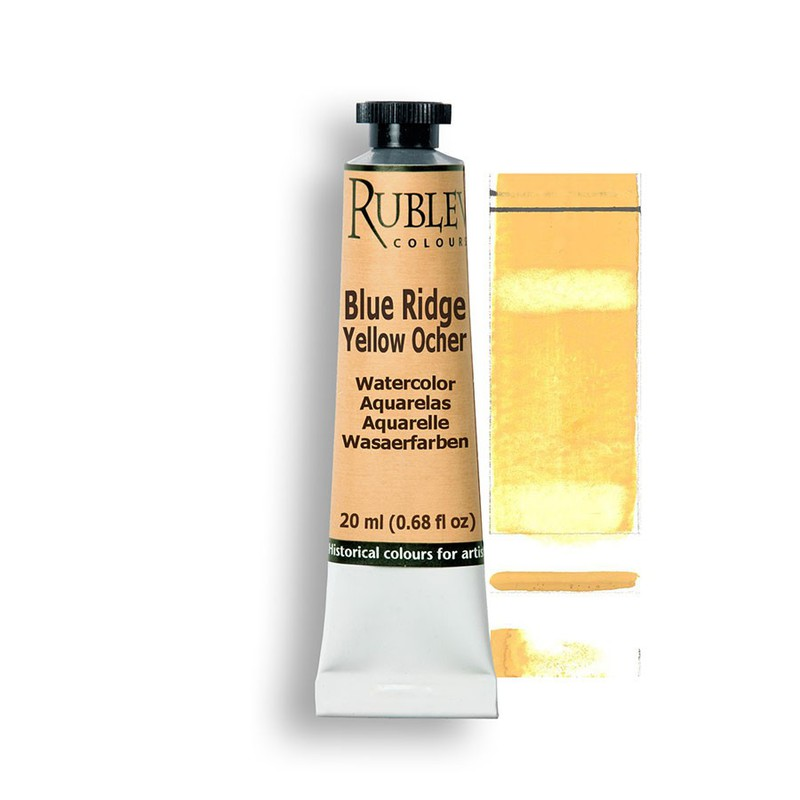 Blue Ridge Yellow Ocher 15ml