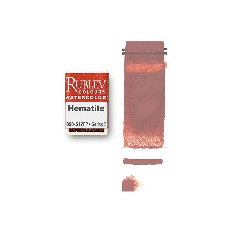 Hematite (Full Pan)