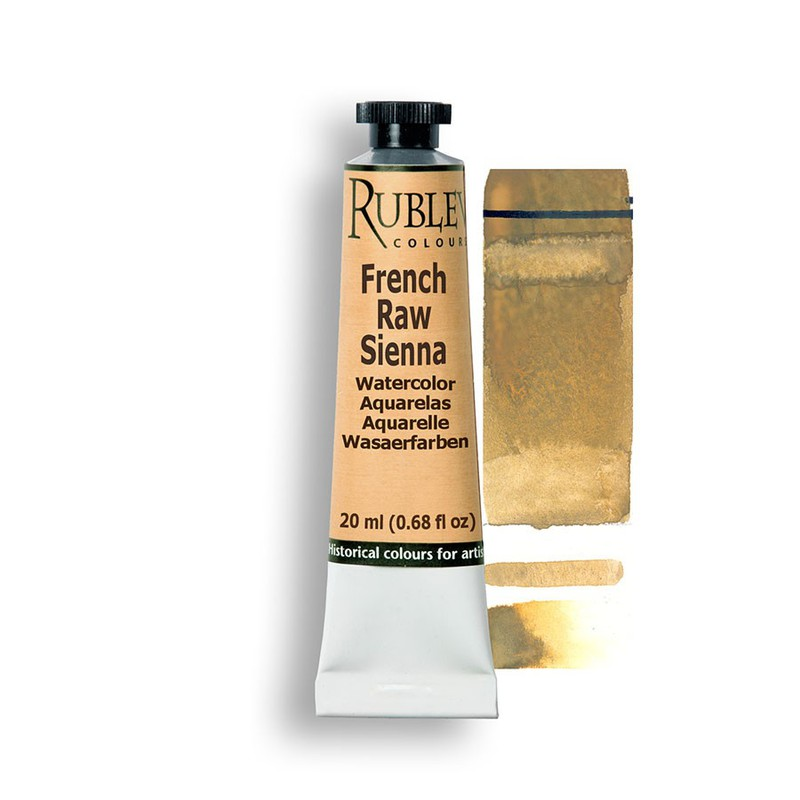 French Raw Sienna 15ml
