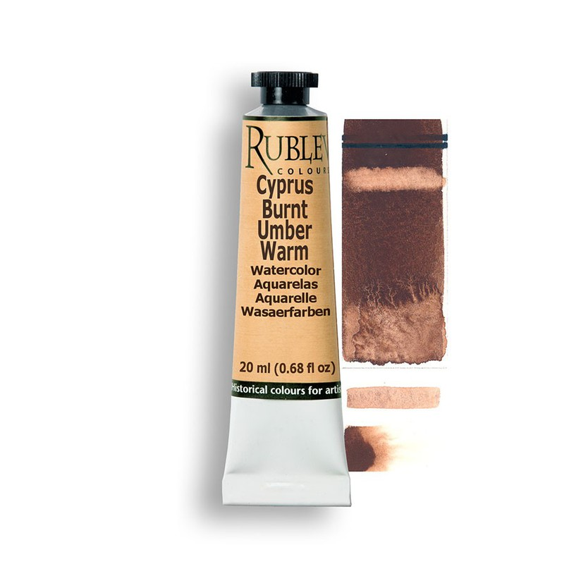 Cyprus Burnt Umber Warm 15ml