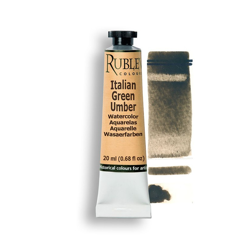 Italian Green Umber 15ml