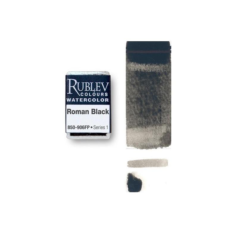 Roman Black (Full Pan)