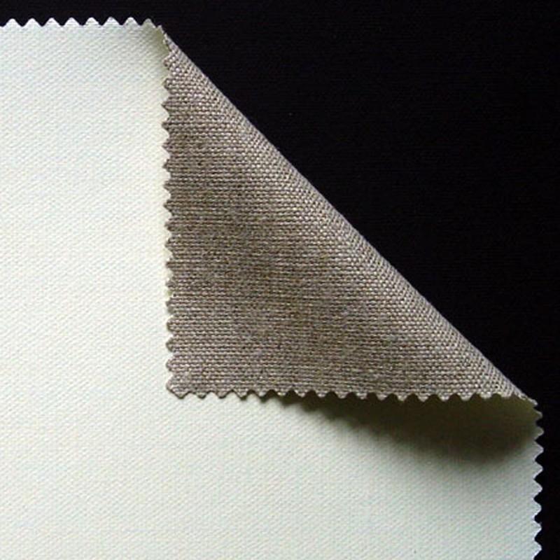 Linen Canvas Half Roll, Medium, Oil-Primed (210 cm x 5 m)