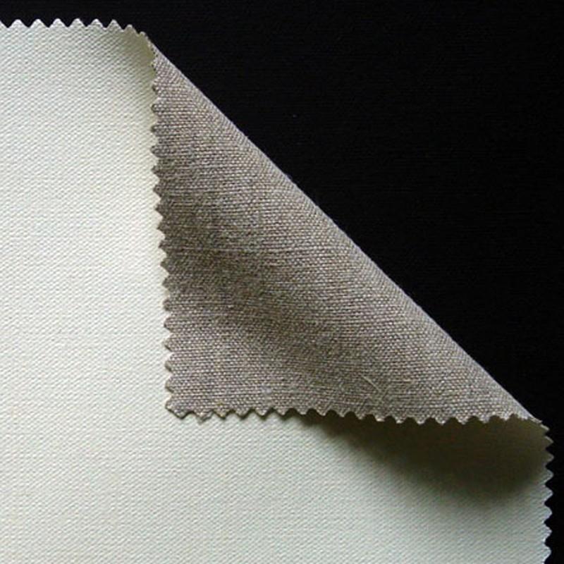 Linen Canvas Full Roll, Fine, Oil-Primed (210 cm x 5 m)