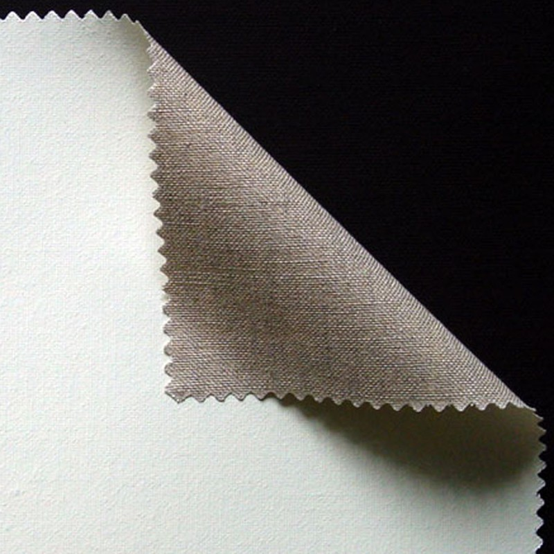 Linen Canvas Full Roll, Extra-Fine, Oil-Primed (210 cm x 10 m)
