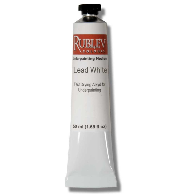 Underpainting Lead White (50ml)