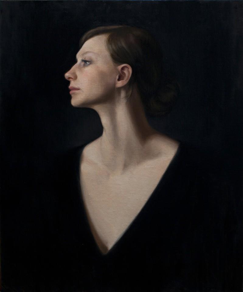 Sonja Portrait. 20x24