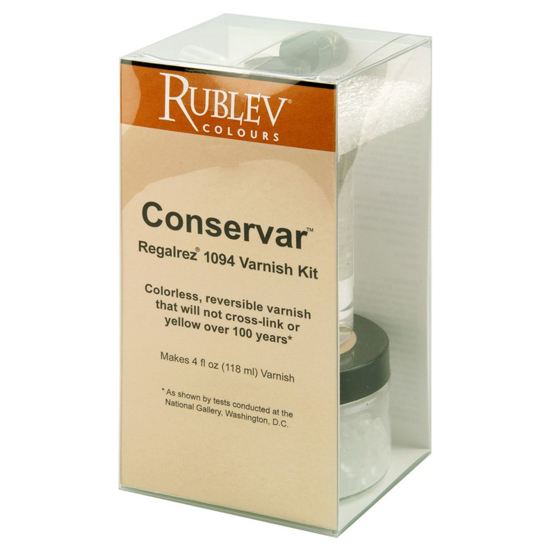 Conservar Regalrez 1094 Varnish Kit