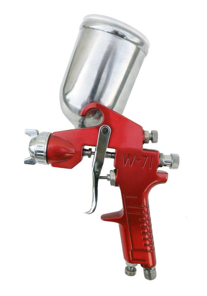 SPRAYIT SP-351 Conventional Gravity Feed Spray Gun & 1.5mm Tip (CLON)