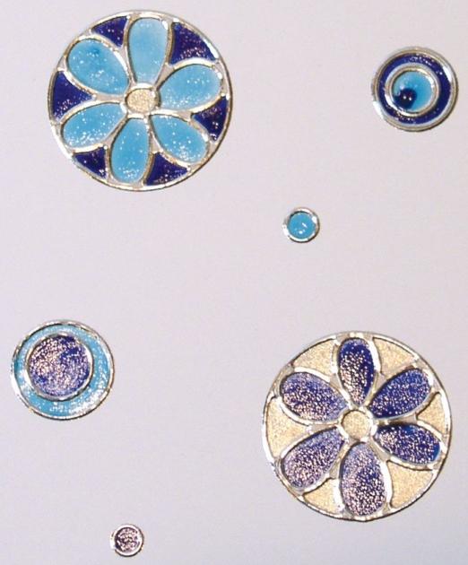 Gelly Roll Stardust Gel Pen Pouch: Clear Glitter, Pack of 2
