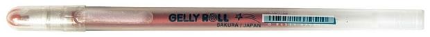 Gelly Roll Stardust Gel Pen: Red