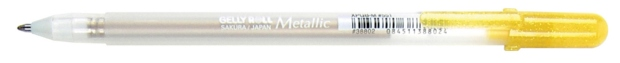 Gelly Roll Metallic Gel Pen: Gold