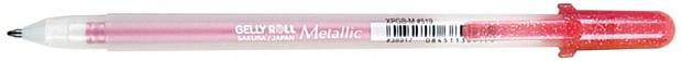 Gelly Roll Metallic Gel Pen: Red