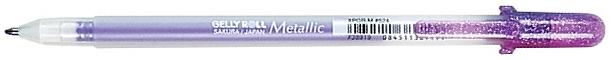 Gelly Roll Metallic Gel Pen: Purple