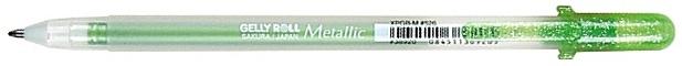 Gelly Roll Metallic Gel Pen: Emerald