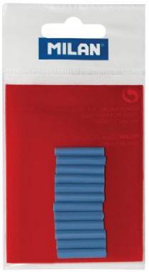 Milan Battery Powered Eraser: Blue (Ink)