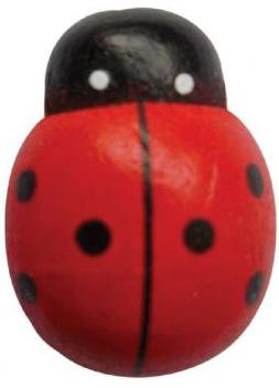 Mishu Mighty Magnet Photo Cables: Ladybug