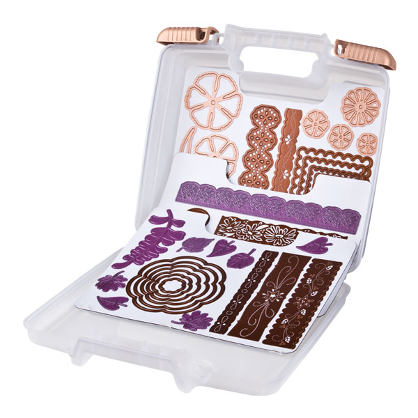 "ArtBin Magnetic Die Storage Case: 10.25"" x 3.25 ""x 9.63"""