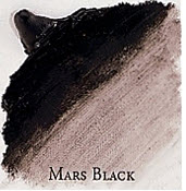 Professional Permalba Mars Black: 37ml Tube